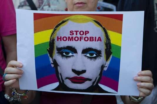 Le drapeau arc-en-ciel est le symbole de la communauté LGBTQ.