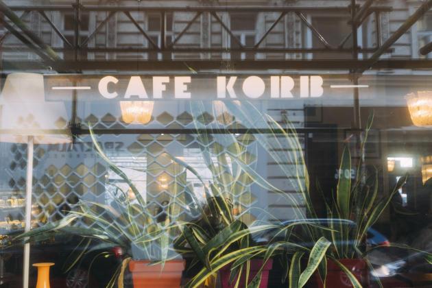 Cafe Korb.