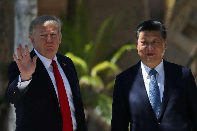 Donald Trump a accepté une invitation présentée par le président chinois Xi Jinping à venir en visite officielle en Chine, rapporte l'agence de presse Chine nouvelle.