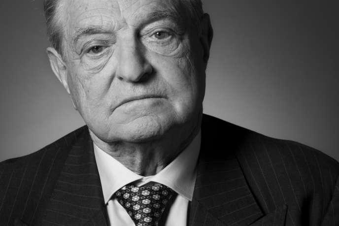 George Soros en 2008.
