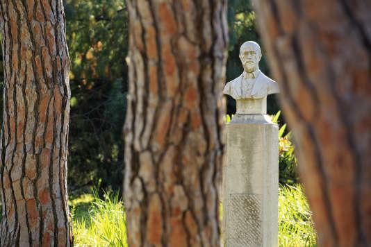 Le jardin botanique de la Villa Thuret, à Antibes, est labellisé Jardin remarquable.
