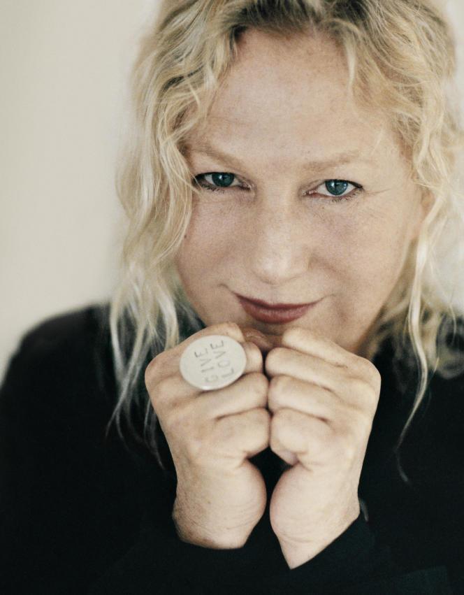 Agnès b. en mai 2006.