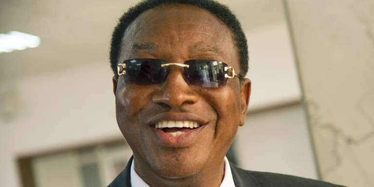 Le premier ministre Bruno Tshibala, nommé le 7 avril.