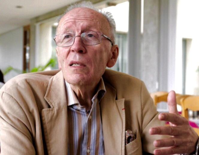 André-Louis Perinetti,metteur en scène et directeur de théâtre.