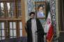 Le conservateurEbrahim Raisi, à Machhad (Iran), le 21 mars.
