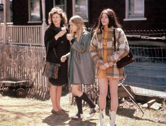 Joanne Woodward, Nell Potts et Roberta Wallach dans «De l'influence des rayons gamma sur le comportement des marguerites » (1972), de Paul Newman.