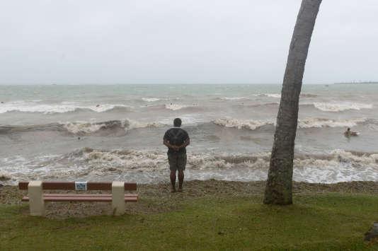 En mars 2015, le cyclone Pam n'avait fait que frôler la Nouvelle-Calédonie.