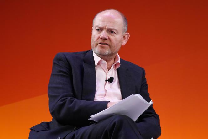 Mark Thompson, PDG du « New York Times », mise sur l'innovation et le consentement à payer des lecteurs pour augmenter les revenus de la presse.