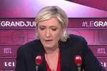 Dans l'émission « Le Grand Jury RTL-Le Figaro-LCI » du 9 avril, Marine Le Pen a jugé que la France n'était « pas responsable » de la rafle du Vél'd'Hiv, en 1942 à Paris.