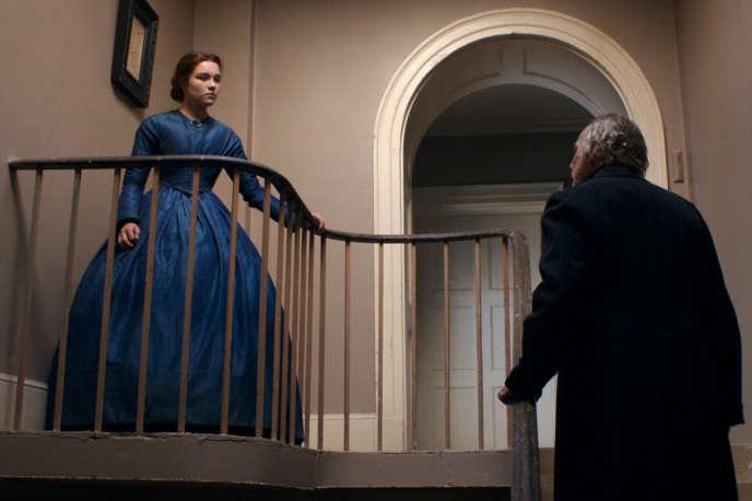 Florence Pugh (Katherine) dans «The Young Lady», de William Oldroyd.