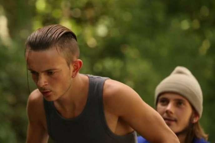 Une scène du documentaire français deVincent Pouplard,« Pas comme des loups».