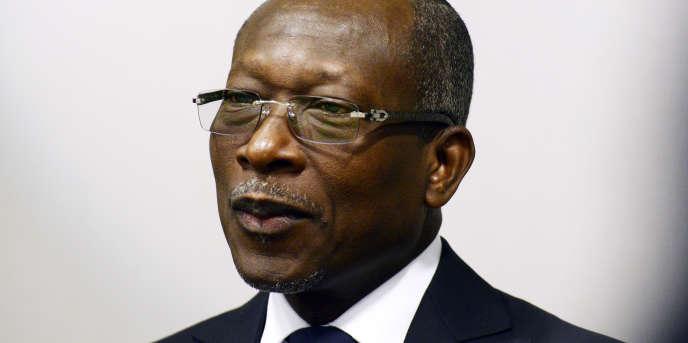 Le président béninois, Patrice Talon, à Bruxelles, en décembre 2016.