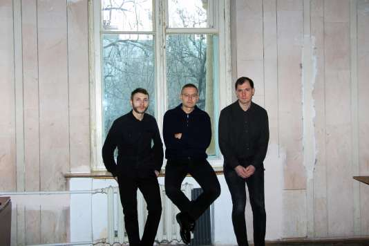 Le groupe russe Motorama, originaire de Rostov-sur-le-Don.