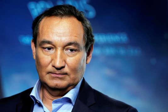 Oscar Munoz, le PDG de United Airlines.