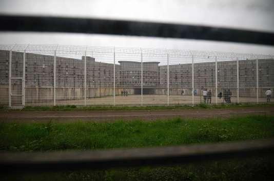 Vue de la prison deFleury-Mérogis, datée d'octobre 2015.