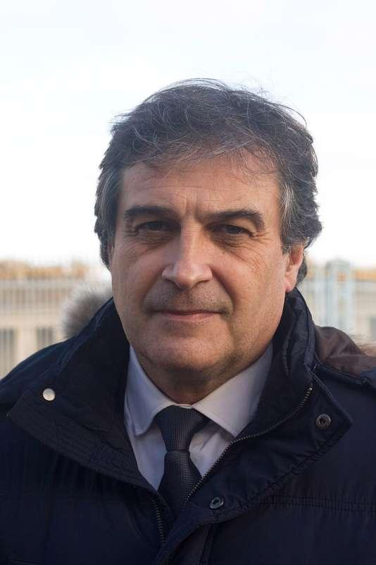 Hervé Drévillon.