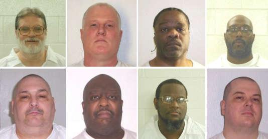 Après de multiples recours judiciaires et une mobilisation internationale des opposants à la peine de mort, l'execution deshuit condamnés à mort pour meurtres a été suspendue.