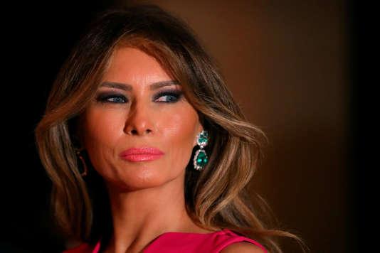 Melania Trump avait porté plainte contre le «Daily Mail» à Londres et à New York, où elle réclamait 150 millions de dollars de dommages et intérêts.