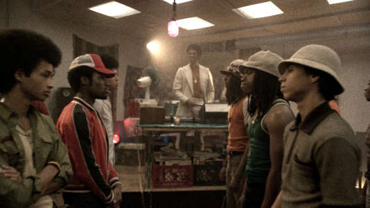 «The Get Down».