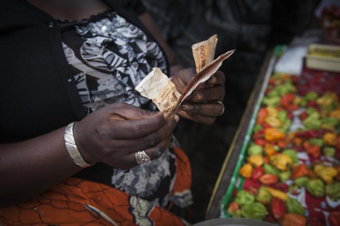 A Abidjan, le 2 septembre 2015.