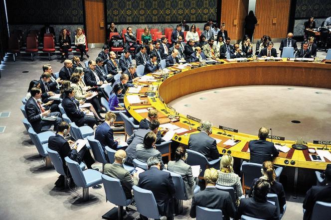 Le Conseil de sécurité de l'ONU s'est réuni le 5 avril en urgence, après l'attaque chimique de Khan Cheikhoun, en Syrie.