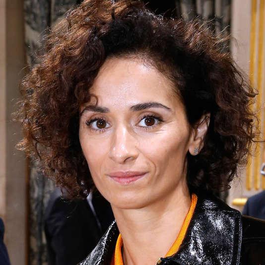 Rachida Brakni a composé son deuxième album avec Gaëtan Roussel (Louise Attaque).