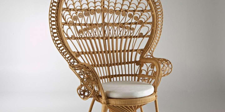 Maison Du Monde Fauteuil Rotin le mobilier en rotin redevient tendance
