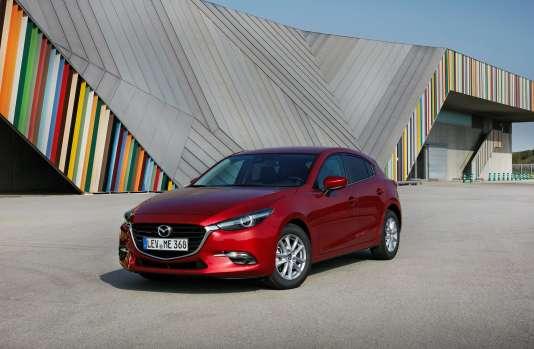 Les Mazda, longtemps ennuyeuses, sont devenues des voitures élancées.