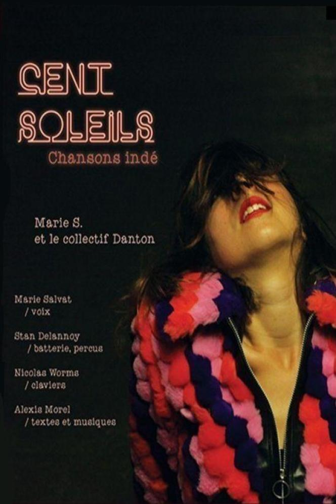 Le spectacle «Cent soleils» à L'Essaïon jusqu'au 3 mai.