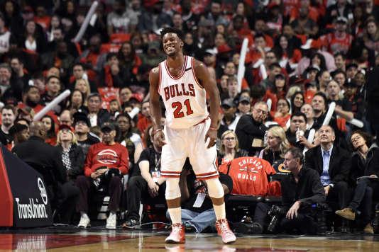 La star des Bulls, Jimmy Butler.