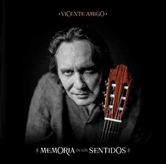 Pochette de l'album «Memoria de los Sentidos», de Vicente Amigo.