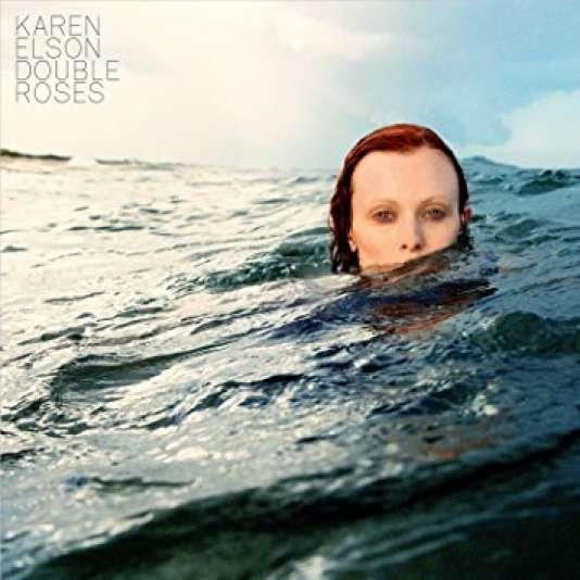Pochette de l'album «Double Roses», deKaren Elson.