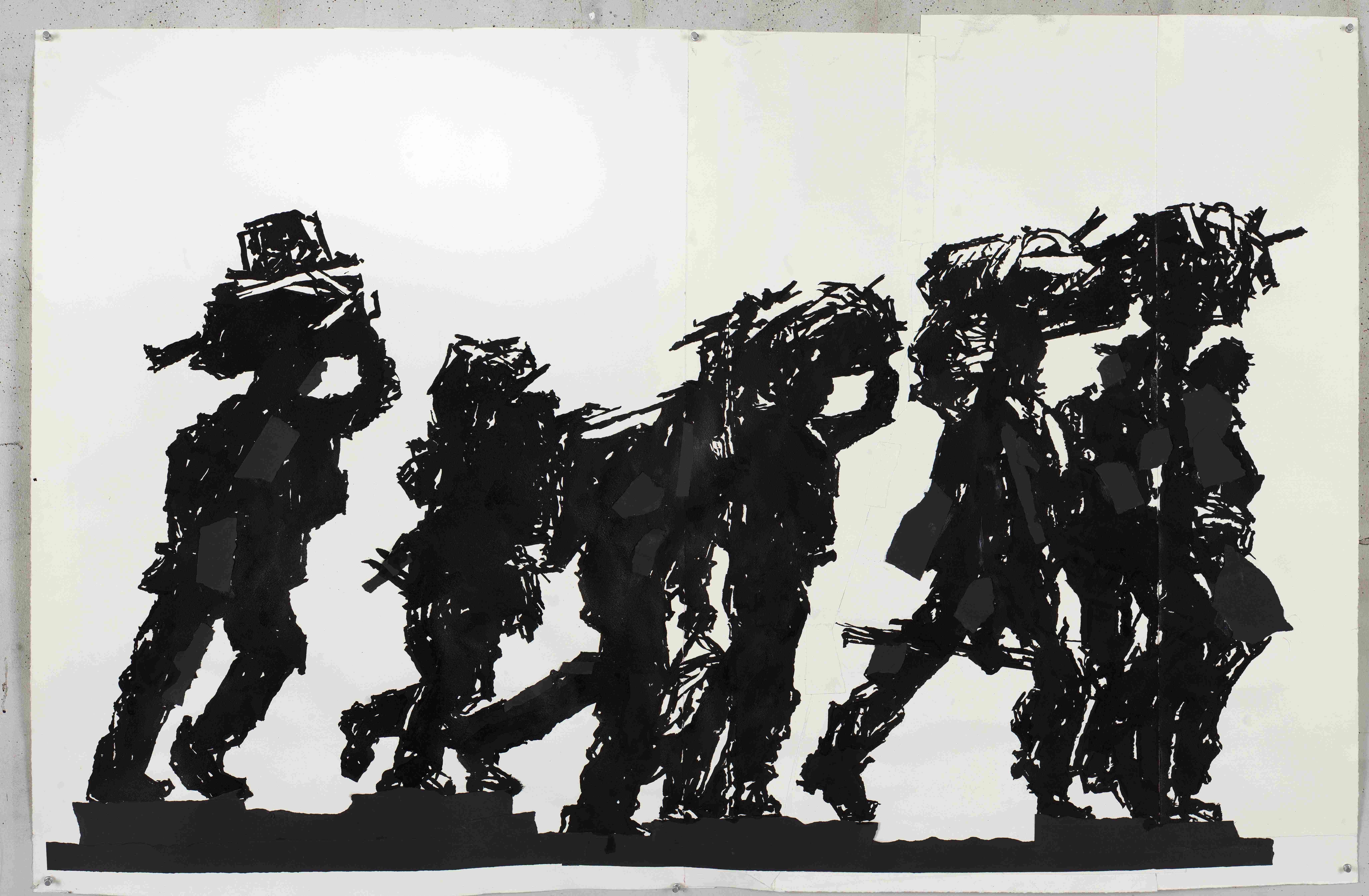 «A la croisée de différentes disciplines (opéra, film, performance), William Kentridge déploie un univers dessiné mouvant et musical, qui entrecroise histoires personnelles, sud-africaines et actualités internationales».