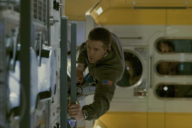 Ryan Reynolds dans le film américain de Daniel Espinosa,«Life, origine inconnue» («Life»).
