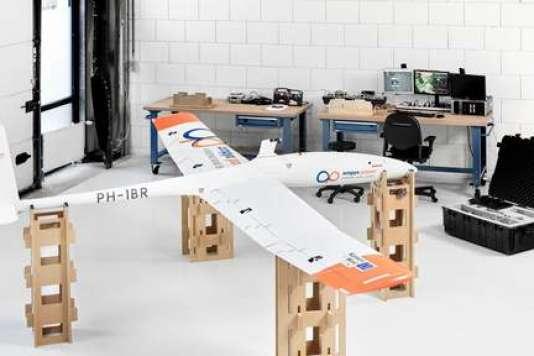 La troisième génération du drone PowerPlane.