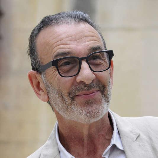 Robin Renucci le 20 septembre 2015 à Paris.