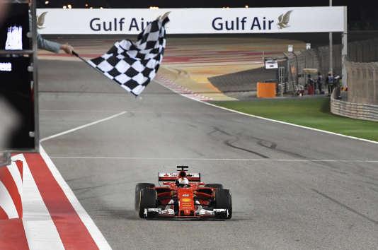 Sebastian Vettel a remporté sa 44è victoire en Grand Prix.