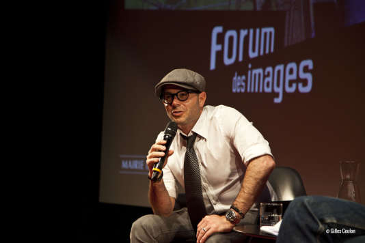 Damon Lindelof, président du jury de la compétition officielle du festival Séries Mania.