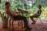 Matthew McConnaughey et Edgar Ramirez dans le filmaméricain « Gold», de Stephen Gaghan.