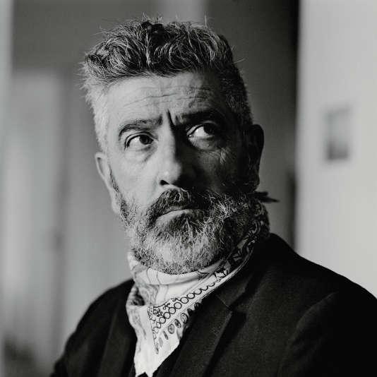 Jean-Pierre Blanc, fondateur du Festival international de mode et de photographie à Hyères et directeur de la Villa Noailles.