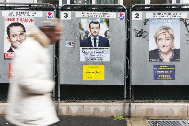 A Paris, le 17 avril.