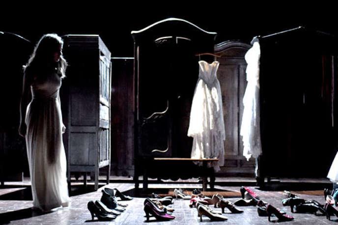 «Bajazet» de Jean Racine, mis en scène par Eric Ruf, à la Comédie-Française.
