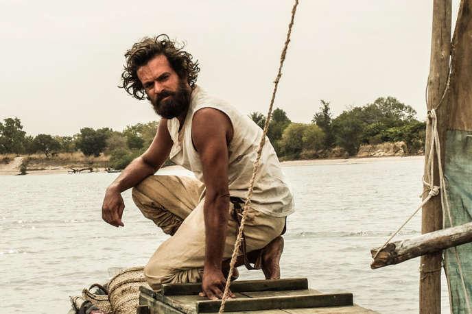 Romain Duris dans le film françaisd'Emmanuel Courcol,« Cessez-le-feu».