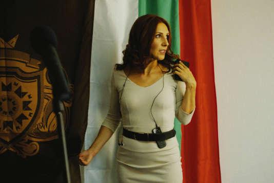 Margita Gosheva dans le film bulgarede Kristina Grozeva et Petar Valchanov,« Glory».