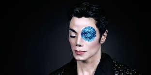 «Michael Jackson à l'œil bleu», d'Arno Bani (1999).