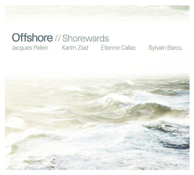 Pochette de l'album« Shorewards», d'Offshore.