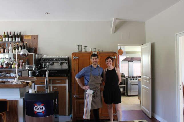 Romuald et Angeline se sont installés àChastellux-sur-Cure il y a un an.