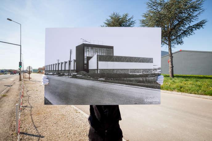 Rachetée par des Américains, l'usine Fulmen a fermé en 2012 et est aujourd'hui en partie détruite.