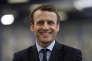 Fondateur du mouvement En marche!, Emmanuel Macron est candidat à l'élection présidentielle 2017. Le 18 avril, à Paris.