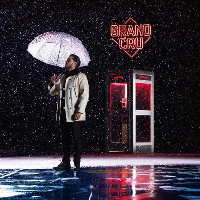 Pochette de l'album« Grand Cru», de Deen Burbigo.
